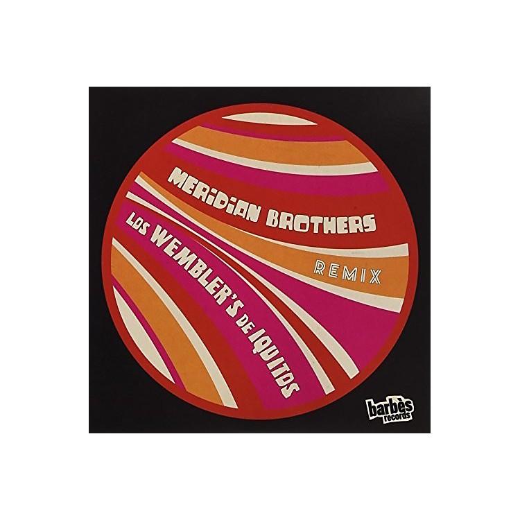 AllianceWembler's De Iquitos - Meridian Brothers Remix