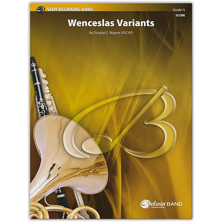 BELWINWenceslas Variants Conductor Score 0.5 (Very Easy)