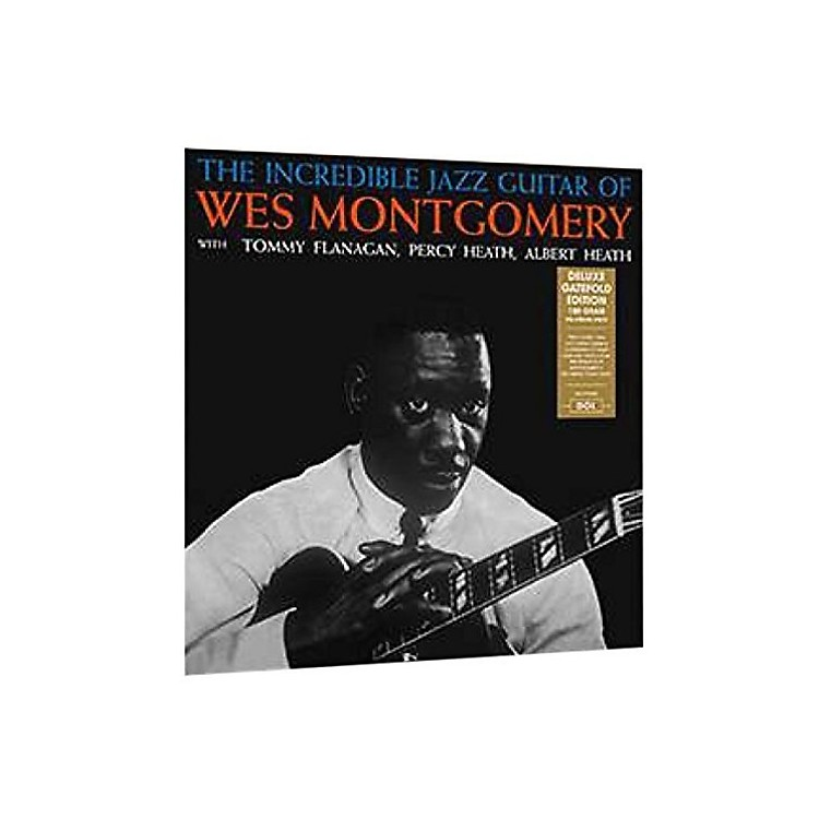 AllianceWes Montgomery - Incredible Jazz Guitar Of Wes Montgomery