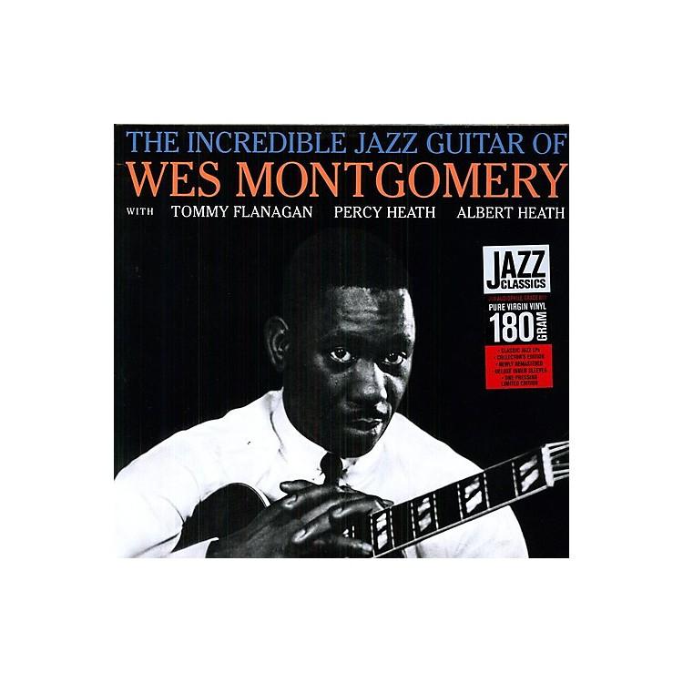AllianceWes Montgomery - Incredible Jazz Guitar
