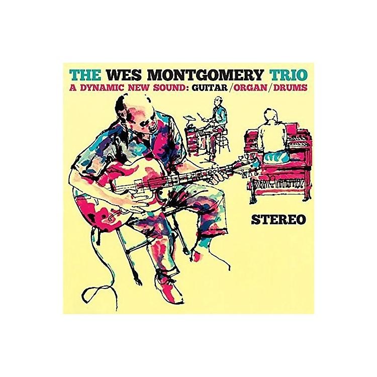 AllianceWes Trio Montgomery - Dynamic New Sound + 2