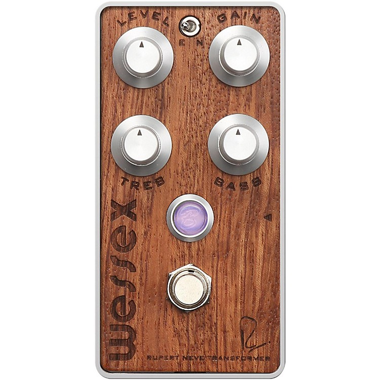 BognerWessex - Bubinga Overdrive Guitar Effects Pedal