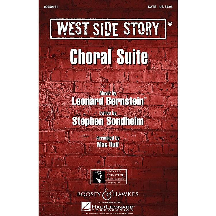 Hal LeonardWest Side Story (Choral Suite) Arranged by Mac Huff