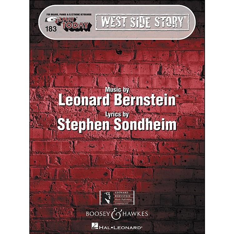 Hal LeonardWest Side Story E-Z Play 183
