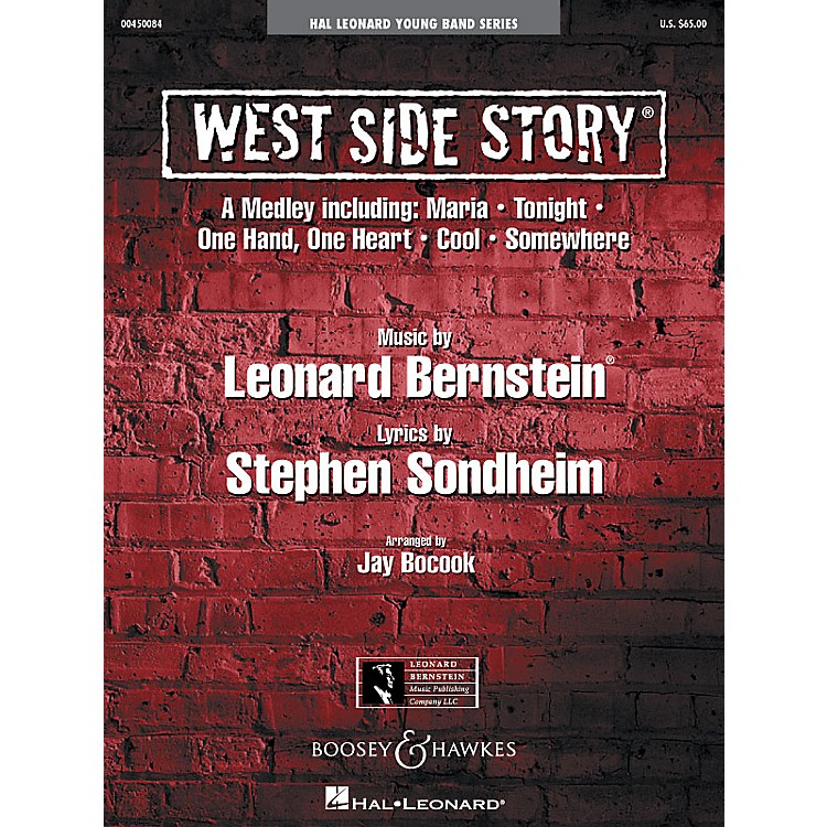 Hal Leonard West Side Story (Medley) Concert Band