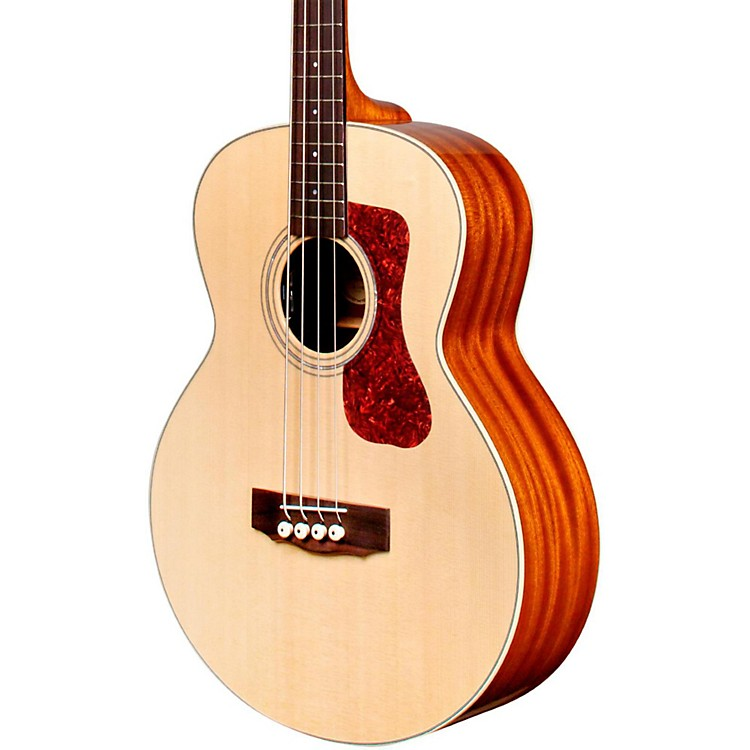 GuildWesterly Collection B-140E Acoustic-Electric Bass GuitarNatural