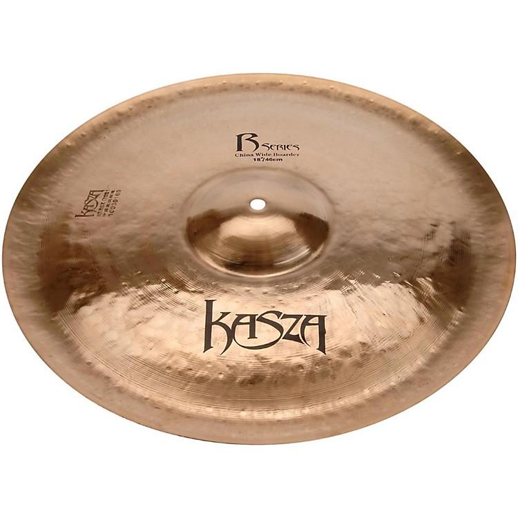 Kasza CymbalsWestern Bell Rock China Cymbal16 in.