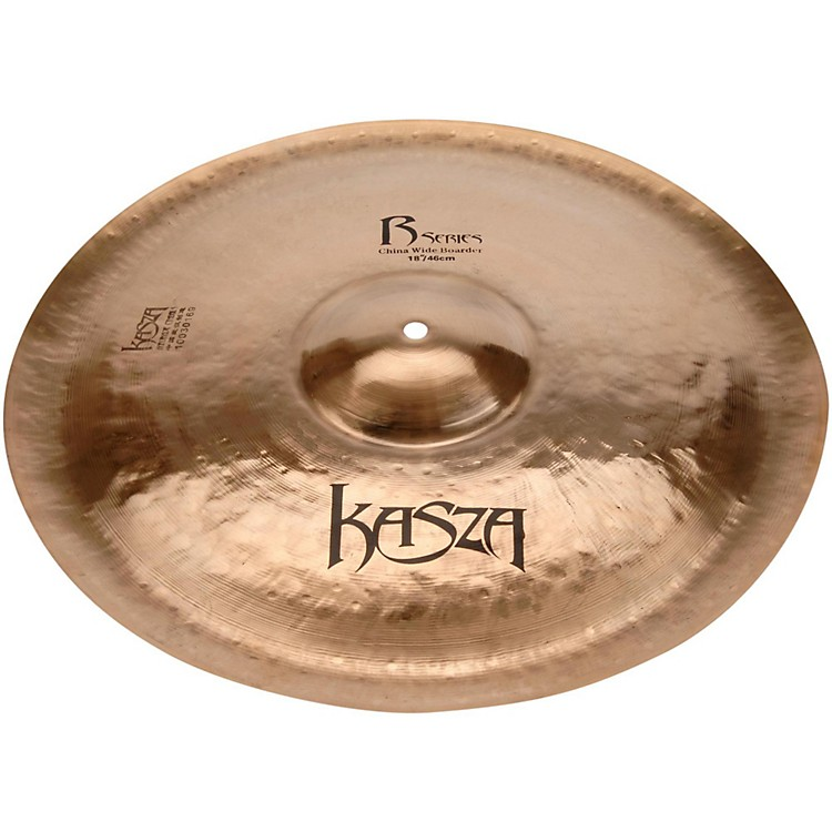 Kasza Cymbals Western Bell Rock China Cymbal 18 in.