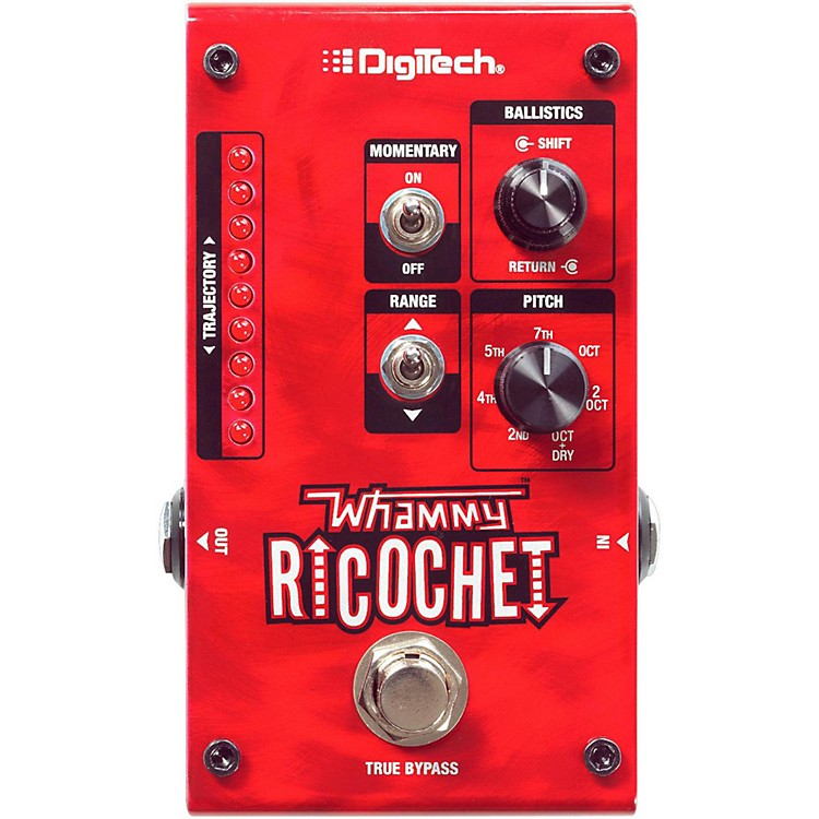 DigiTechWhammy Ricochet Guitar Effects Pedal