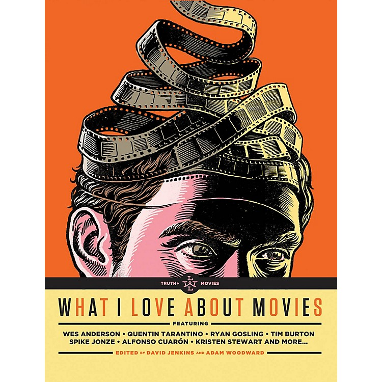 OpusWhat I Love About Movies (An Illustrated Compendium) Book Series Hardcover