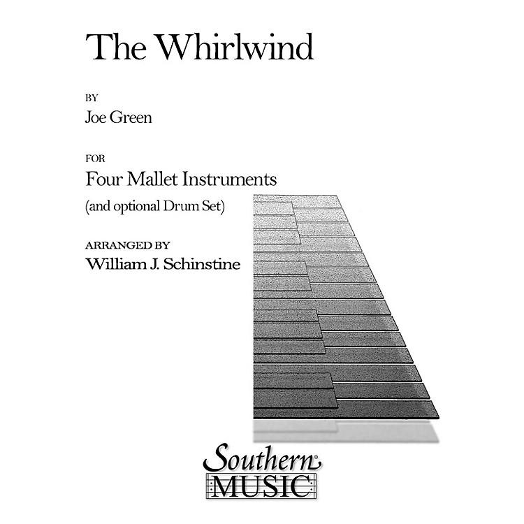 Hal LeonardWhirlwind, The (Percussion Music/Mallet/marimba/vibra) Southern Music Series by William J. Schinstine