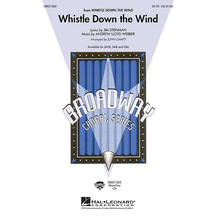 Hal LeonardWhistle Down the Wind SAB Arranged by John Leavitt