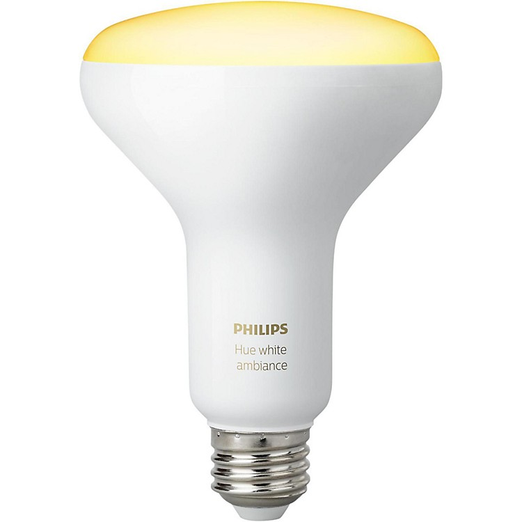 Philips HueWhite Ambiance BR30 Single Bulb