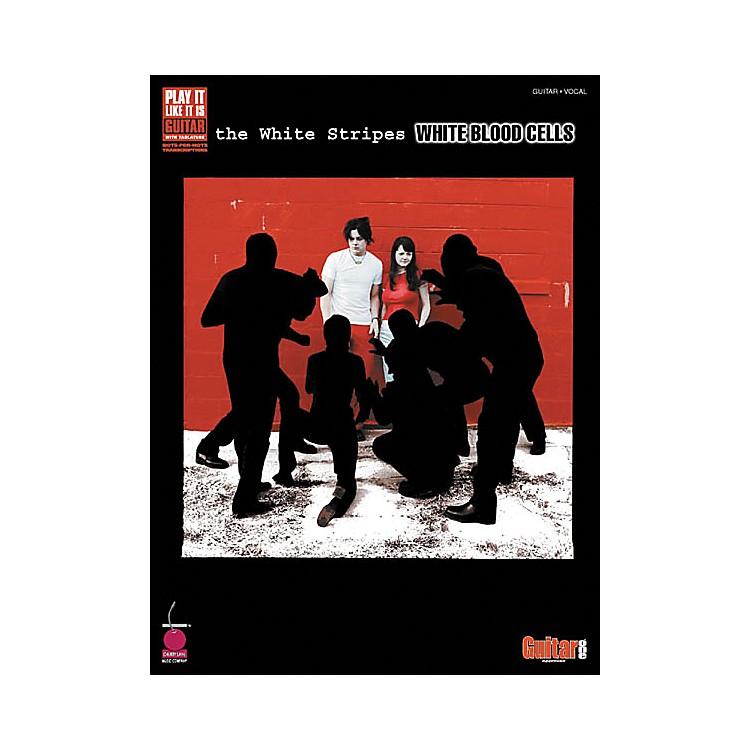 Cherry LaneWhite Stripes White Blood Cells Guitar Tab Songbook