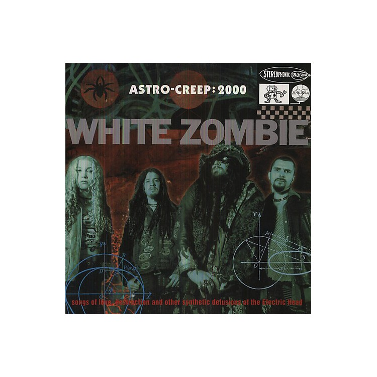 AllianceWhite Zombie - Astro-Creep: 2000