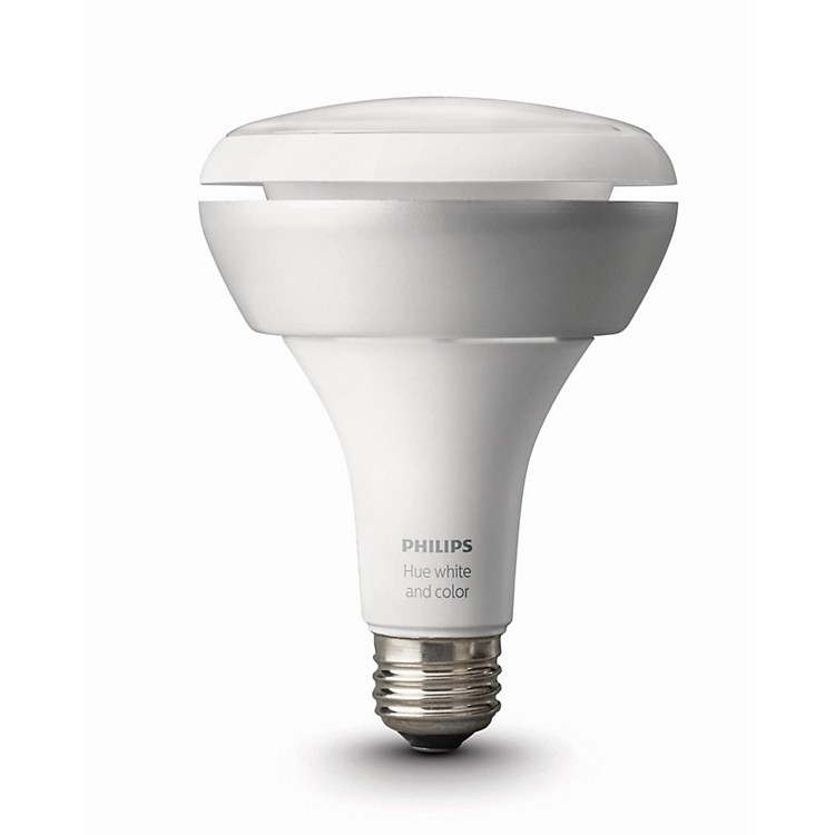 Philips HueWhite and Color Ambiance Single Bulb (BR30)