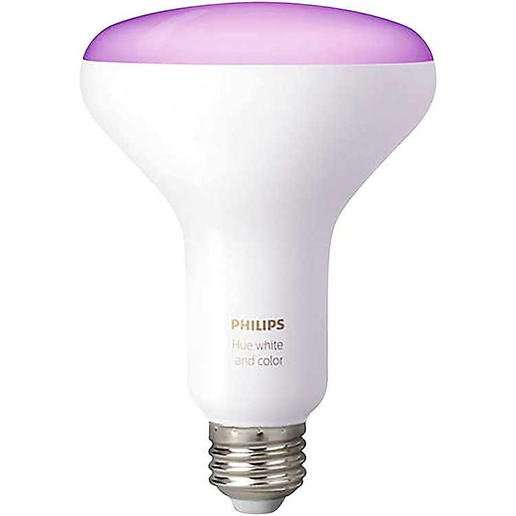 Philips HueWhite and Color Ambiance Single Floodlight Bulb (BR30)