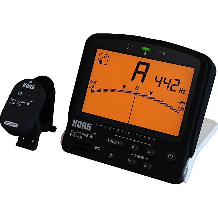 KorgWi-Tune Wireless Chromatic Tuner