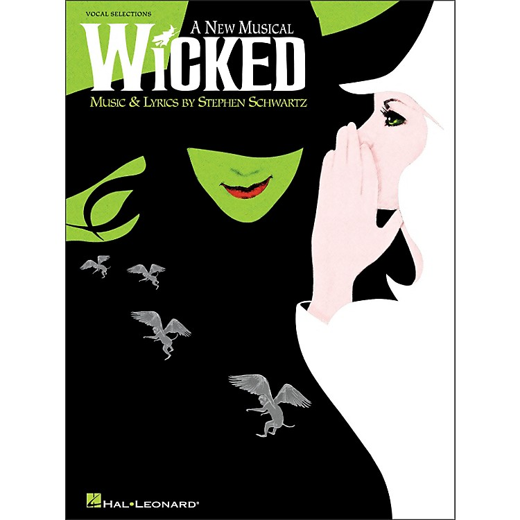 Hal Leonard Wicked A New Musical Vocal Selections