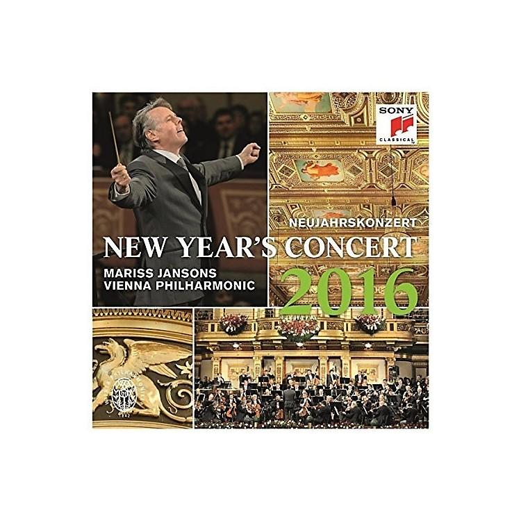 AllianceWiener Philharmoniker - New Year's Concert 2016