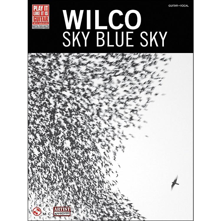 Cherry LaneWilco - Sky Blue Sky Tab Book