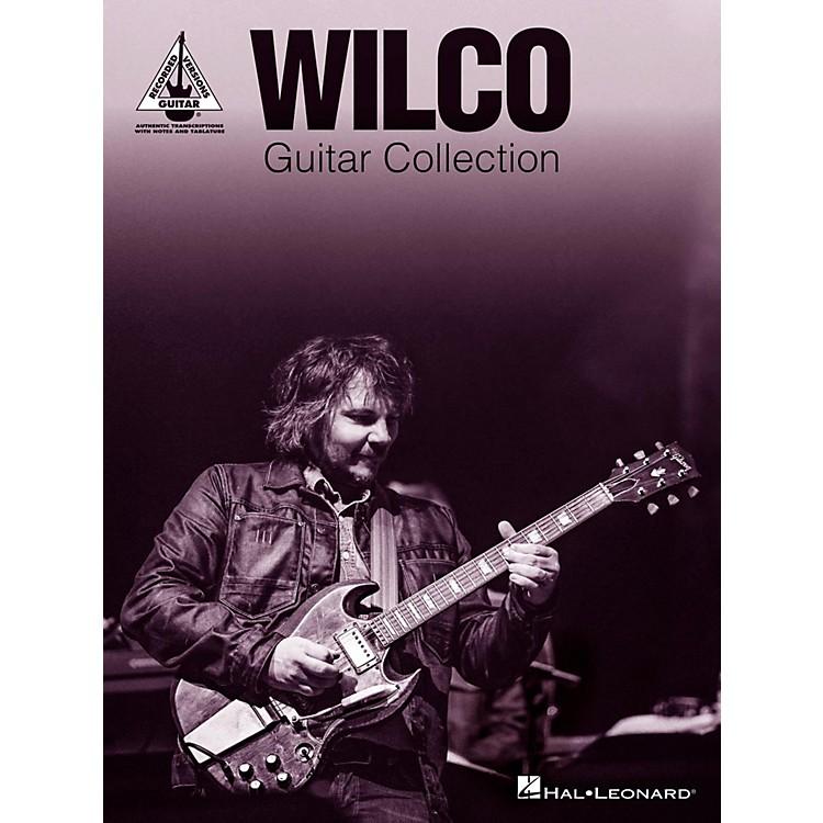 Hal LeonardWilco Guitar Collection Guitar Tab Songbook