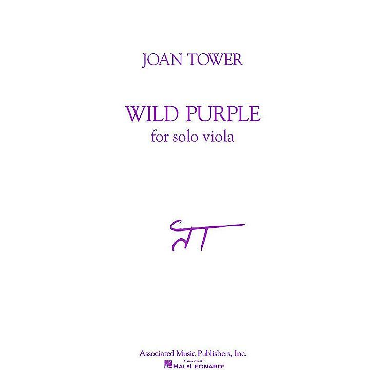 AssociatedWild Purple (for Solo Viola) String Solo Series