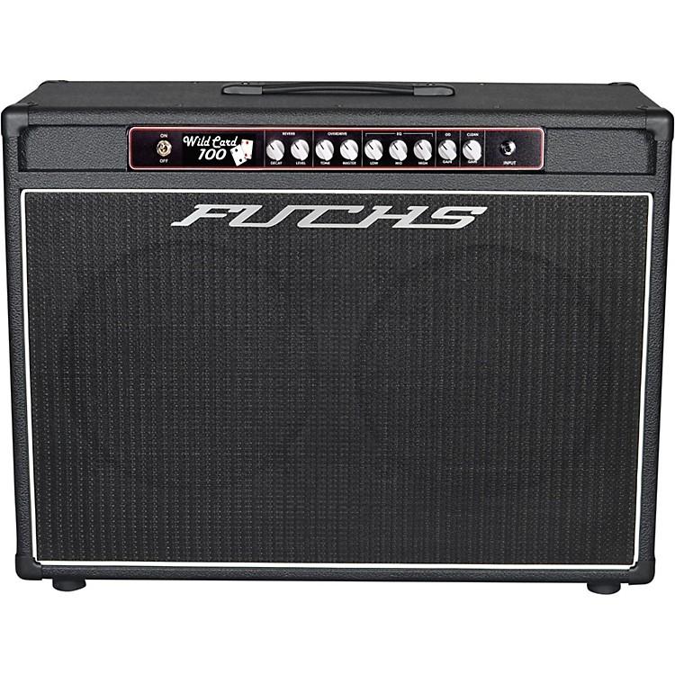 FuchsWildcard 2x12 100W Tube Guitar Combo Amp