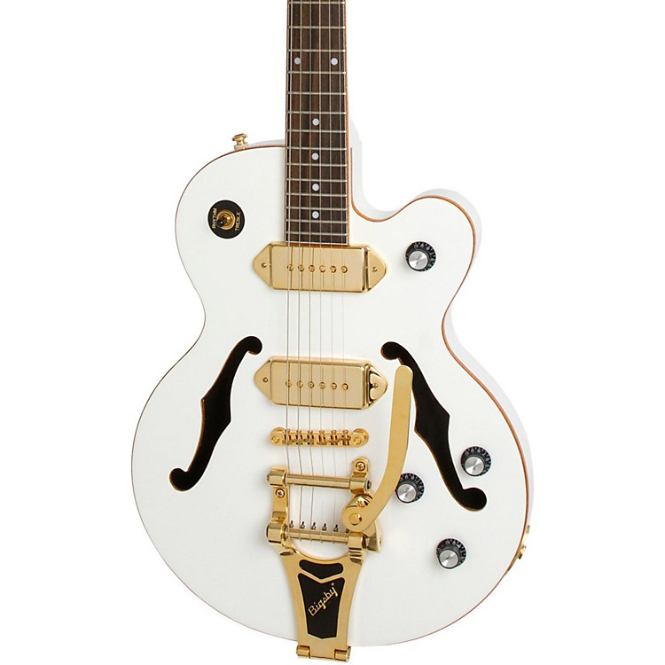 Epiphone Wildkat Royale Electric Guitar Pearl White