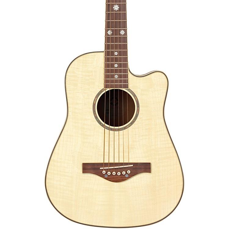 Daisy RockWildwood Acoustic GuitarBleach Blonde