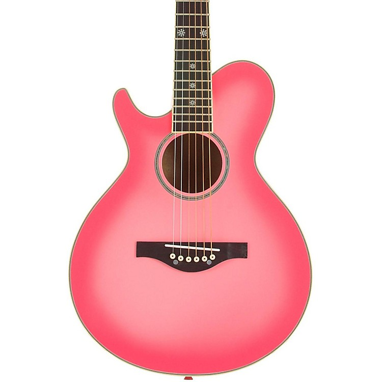 Daisy Rock Wildwood Short Scale Left-Handed Acoustic Guitar