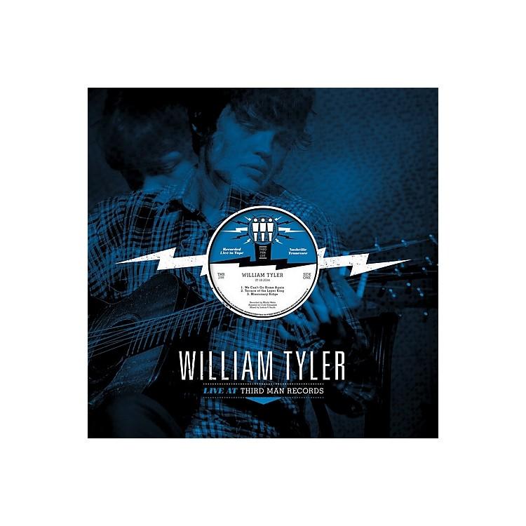 AllianceWilliam Tyler - Live At Third Man Records
