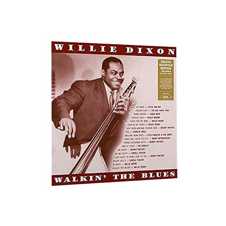 AllianceWillie Dixon - Walkin The Blues