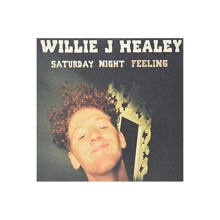AllianceWillie J Healey - Saturday Night Feeling E.P