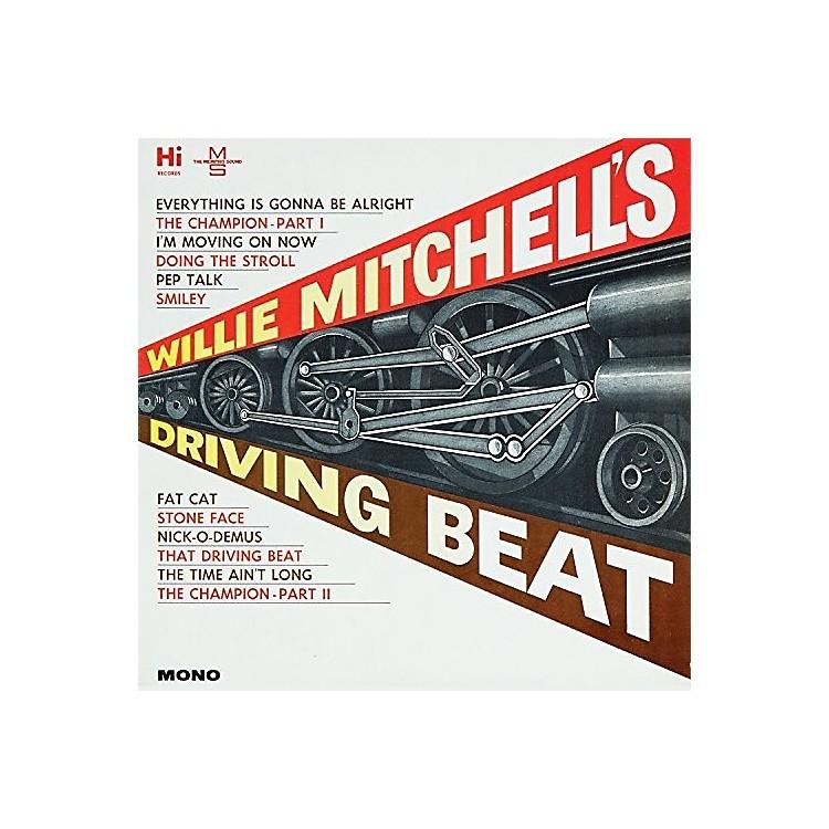 AllianceWillie Mitchell - Willie Mitchell'S Driving Beat