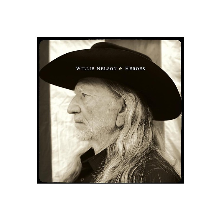 Alliance Willie Nelson - Heroes (CD)