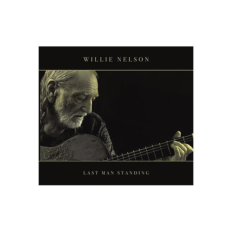 AllianceWillie Nelson - Last Man Standing (CD)
