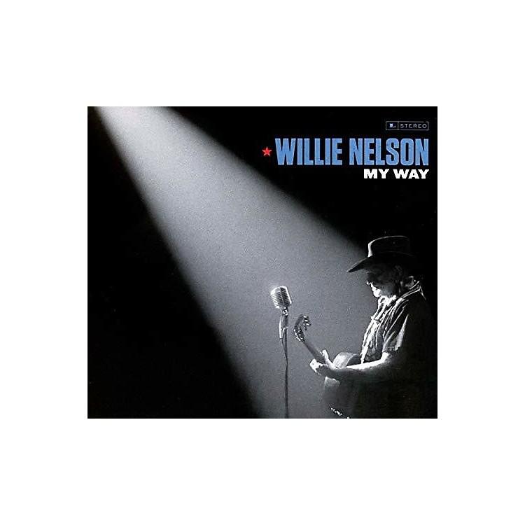 AllianceWillie Nelson - My Way (CD)