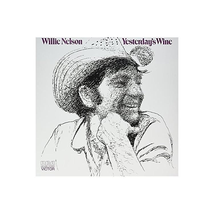 AllianceWillie Nelson - Yesterday's Wine