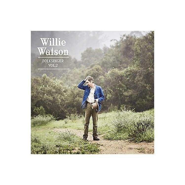 AllianceWillie Watson - Folksinger 2