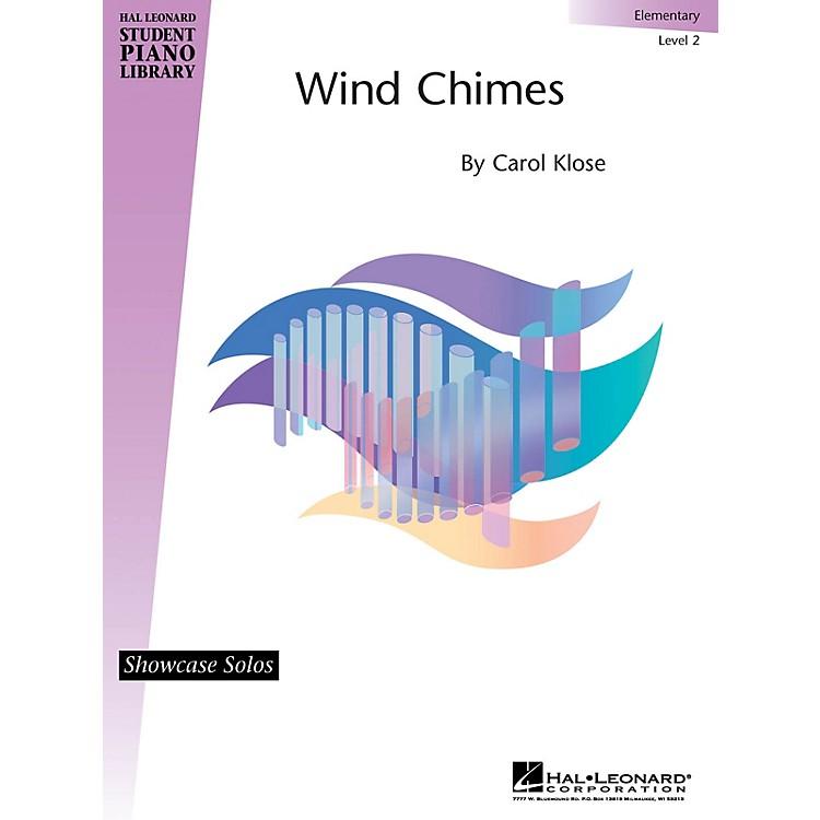 Hal LeonardWind Chimes Piano Library Series by Carol Klose (Level Elem)