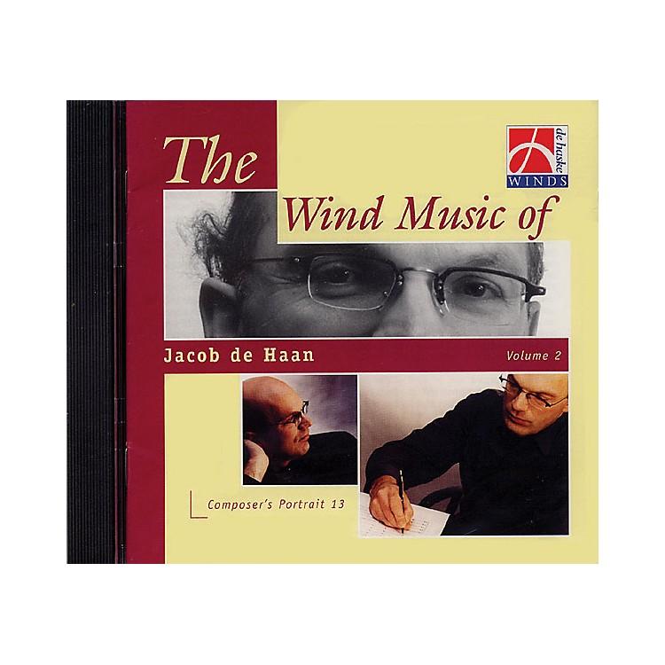 De Haske MusicWind Music of Jacob de Haan - Vol. 2 (De Haske Sampler CD) Concert Band Composed by Jacob de Haan