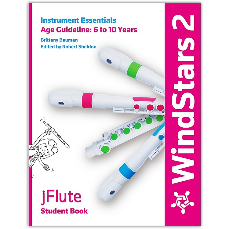 NuvoWindStars 2 - Student Book - jFlute