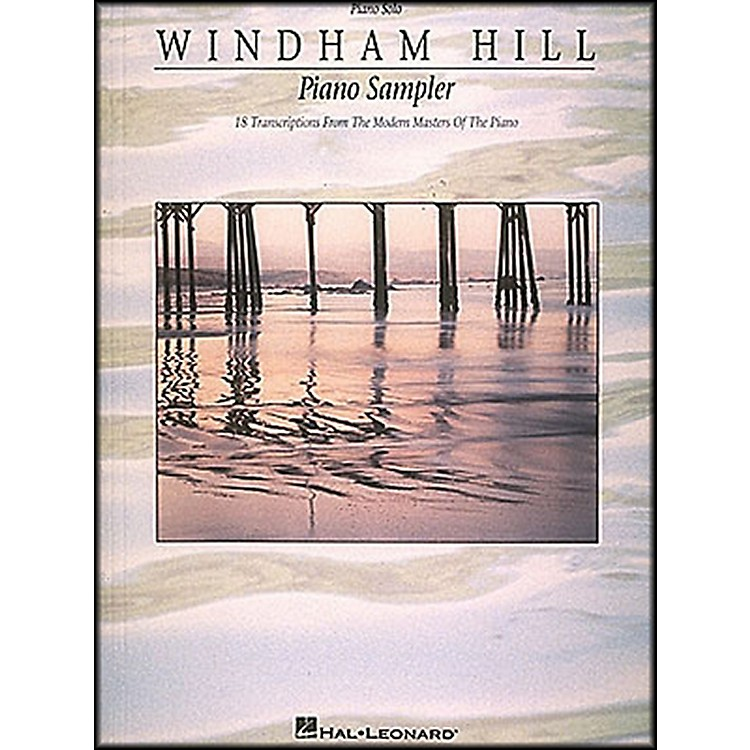 Hal LeonardWindham Hill Piano Sampler arranged for piano, vocal, and guitar (P/V/G)