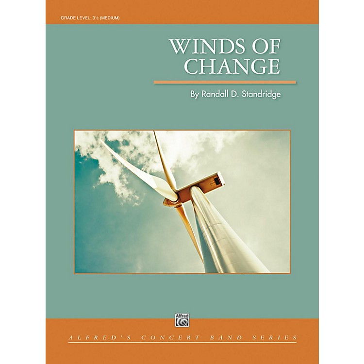Alfred Winds of Change - Grade 3.5 (Medium)