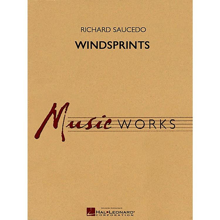 Hal LeonardWindsprints - MusicWorks Grade 5 Concert Band