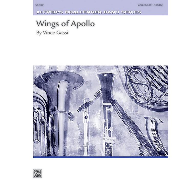 AlfredWings of Apollo - Grade 1.5 (Easy)