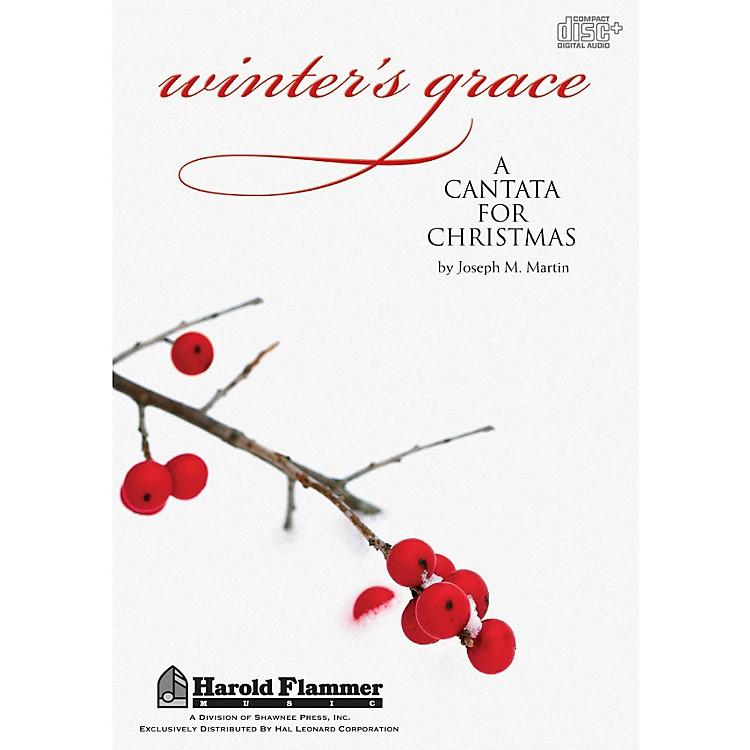 Shawnee PressWinter's Grace (Christmas Cantata) DIGITAL PRODUCTION KIT composed by Joseph M. Martin