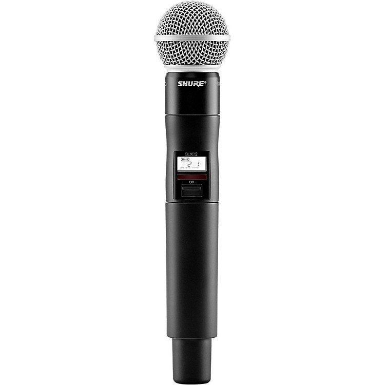 Shure Wireless Handheld Transmitter with SM58 Microphone Band X52
