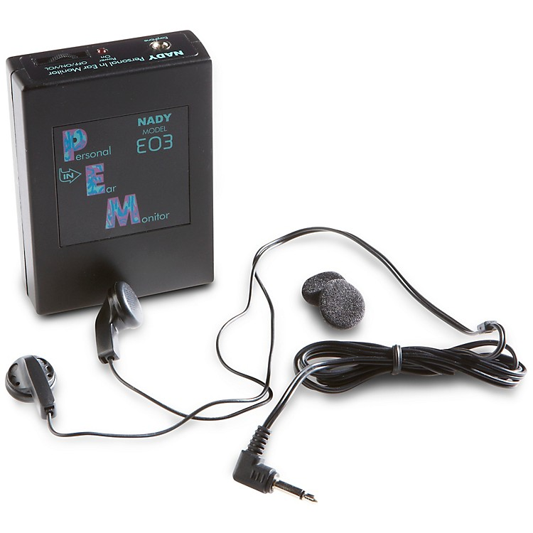 Nady Wireless Receiver for E03 In-Ear Personal Monitor System Band BB